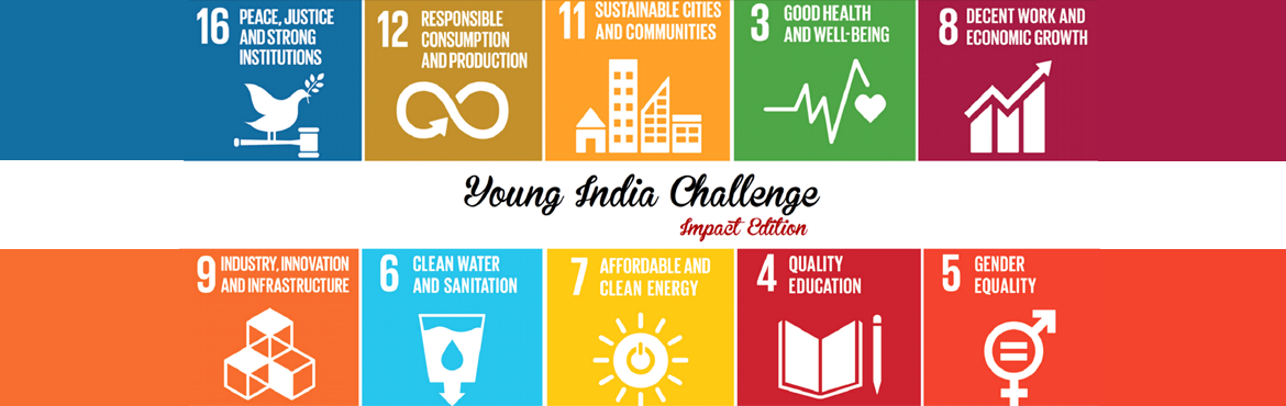 Book Online Tickets for Young India Challenge (YIC) 2017 - Mumba, Mumbai.    When? 28-29 October 2017 8 am to 6 pm on 28th October  8 am to 8 pm on 29th October Where? Rajiv Gandhi Institute of Technology (RGIT), Mumbai Apply Now - http://www.youngindiachallenge.com    Mentorship or work opportunities a