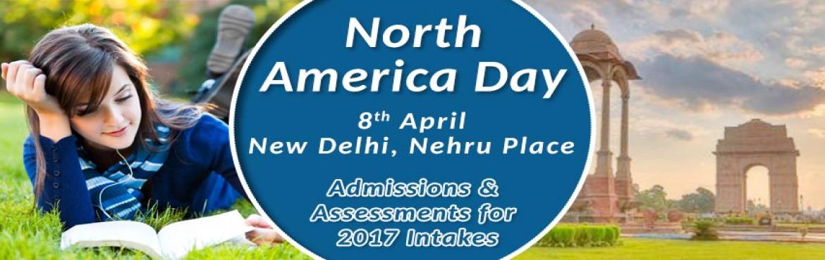 Book Online Tickets for Study In Usa Or Canada North America Day, NewDelhi. In the light of recent accomplishments of both USA and Canada positioning themselves well on QS world university rankings, The Chopras are delighted to announce the NORTH AMERICA DAY in Delhi.   Students aspiring for higher education overseas ha