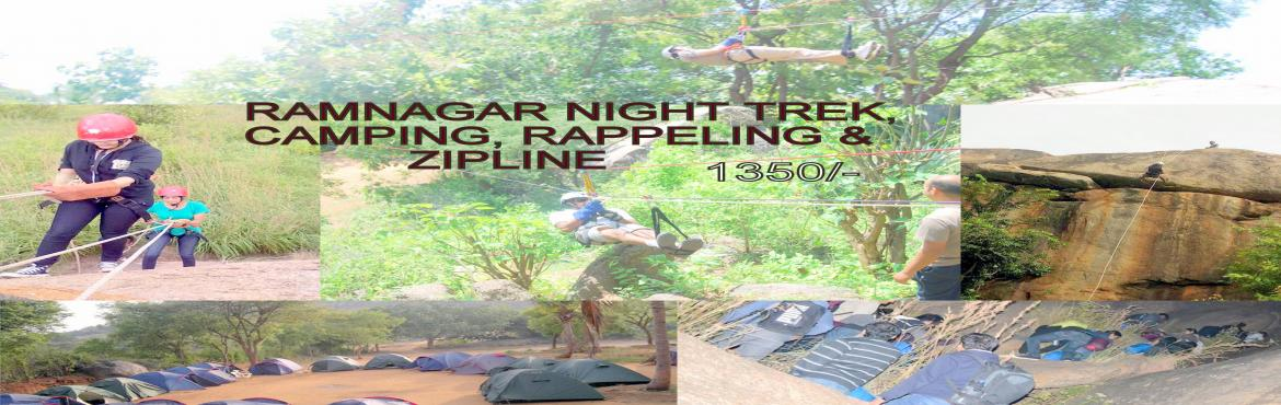 Book Online Tickets for RAMNAGAR NIGHT TREK, CAMPING, RAPPELING,, Bengaluru. OVERVIEW: ABOUT THE EVENT Ramanagara is a best destination which offers numerous adventurous sports and every nature lovers should visit Ramnagara which comprises of scenic beauty, best destination for Rock climbers, Rappelling enthusiast, Night Trek