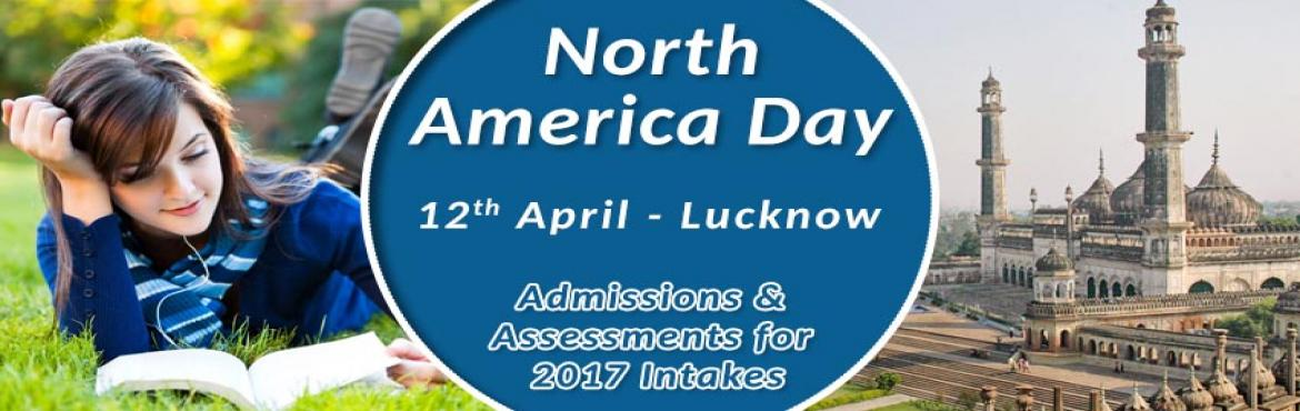 "Book Online Tickets for Study In Usa Or Canada North America Day, Lucknow.   In the light of recent accomplishments of both USA and Canada positioning themselves well on QS world university rankings, The Chopras are delighted to announce the ""NORTH AMERICA DAY"" in Lucknow.     Students aspiring fo"