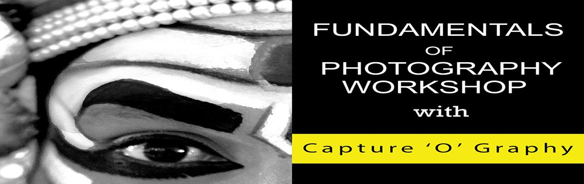 Fundamentals of Photography Workshop with Capture O Graphy