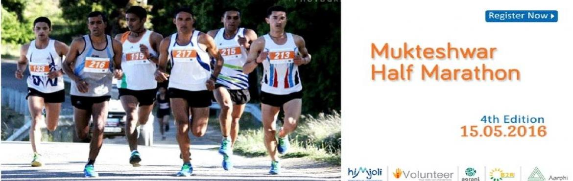 Book Online Tickets for Mukteshwar Half Marathon 5th Edition, 14, Mukteshwar.   We\'re back with the 5th edition of one of India\'s toughest and most beautiful Half Marathon.   Join us at 7:30 am on 14th May 2017 as runners from across the country embark on a 21 KM journey through the pine covered forest roads of Muk