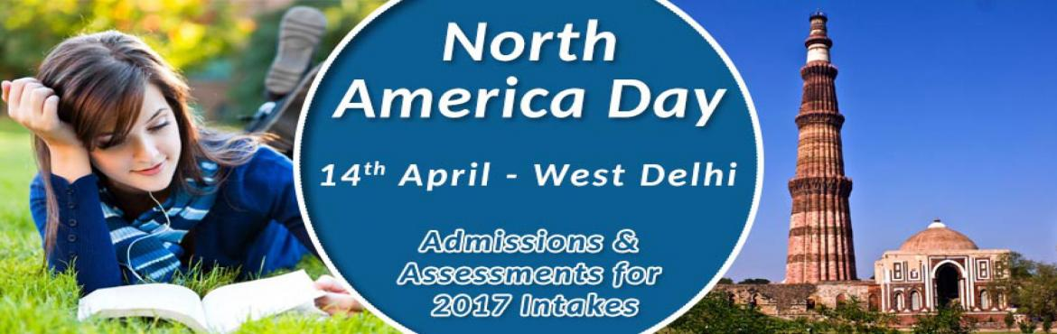 Book Online Tickets for Study In Usa Or Canada North America Day, NewDelhi.  In the light of recent accomplishments of both USA and Canada positioning themselves well on QS world university rankings, The Chopras are delighted to announce the NORTH AMERICA DAY in West Delhi.   Students aspiring for higher education