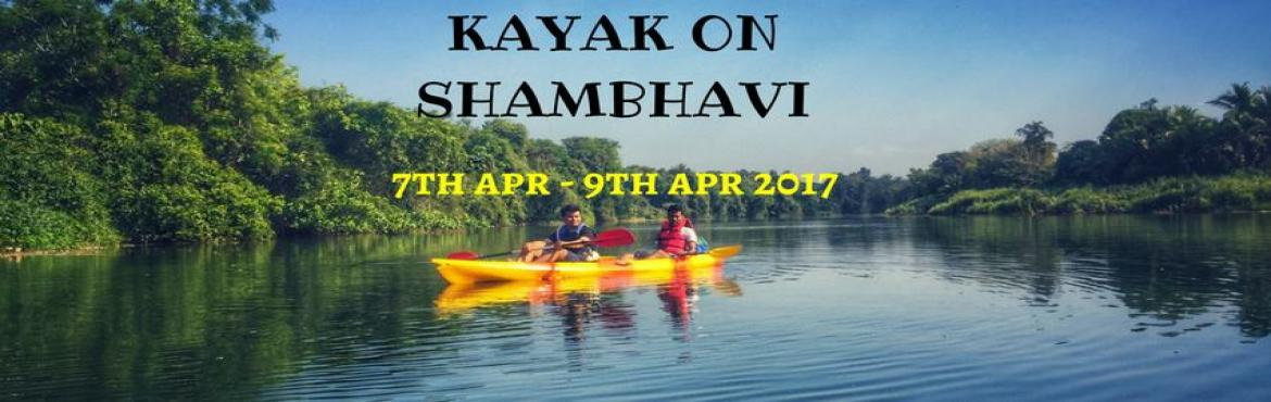 Kayak On Shambhavi