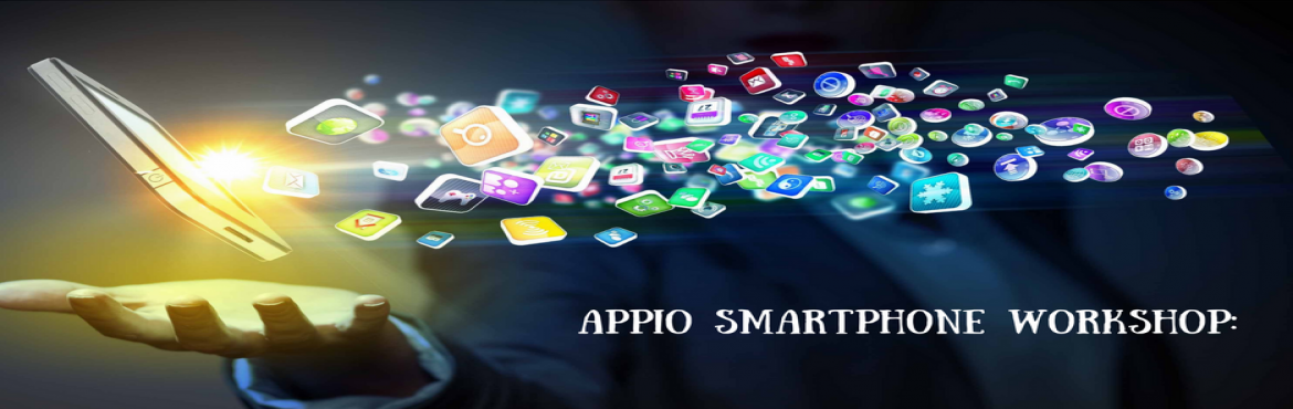 Book Online Tickets for APPIO Smartphone Workshop For Senior Cit, Secunderab. Technology is playing the vital role in India\'s development. The mobile phone has become another sense of human organ.Use of Smartphone is increasing drastically but if we observe carefully, only young age of the population is using it and taking be