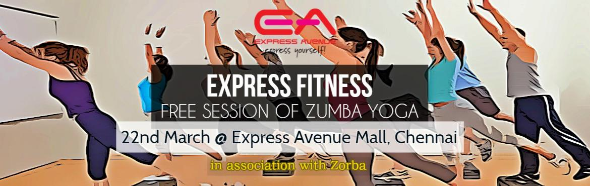Book Online Tickets for Express Fitness at Express Avenue Mall, Chennai.