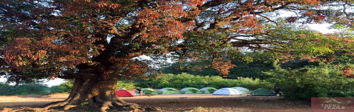 Camping Rajmachi Village near Lonavala on 22nd 23rd April 2017
