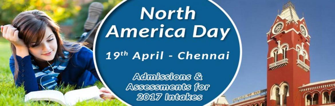 Book Online Tickets for Study In Usa Or Canada North America Day, Chennai.   From the global standpoint, USA and Canada have not only become world leaders when it comes to technological advancement but both are held as excellent study abroad destinations among international students.    In order to bring prospects