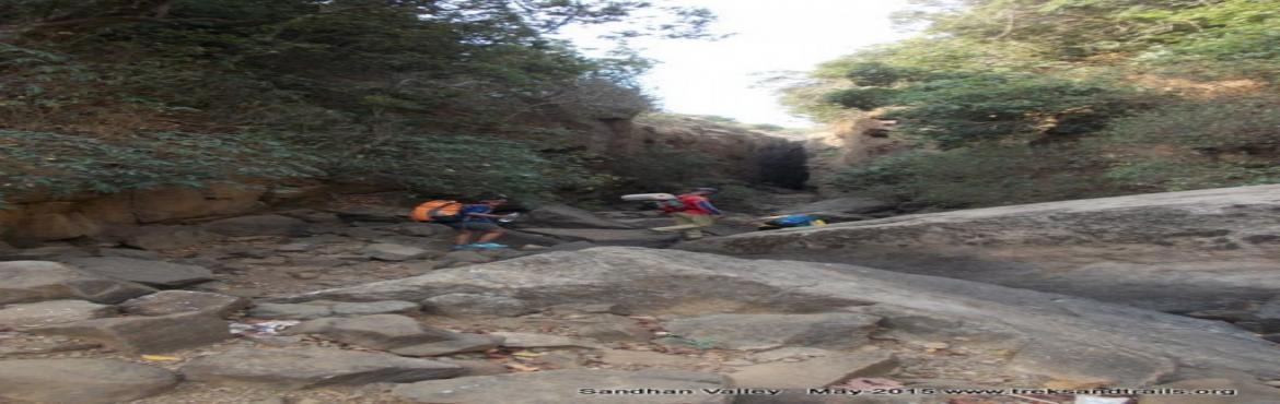 Sandhan Valley Trek on 8th 9th April 2017
