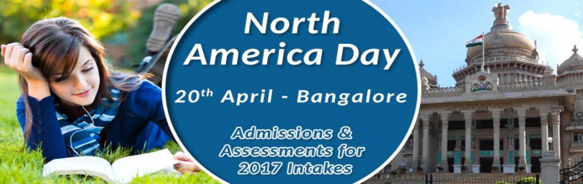 Book Online Tickets for Study In Usa Or Canada North America Day, Bengaluru. From the global standpoint, USA and Canada have not only become world leaders when it comes to technological advancement but both are held as excellent study abroad destinations among international students.    In order to bring prospects of ove
