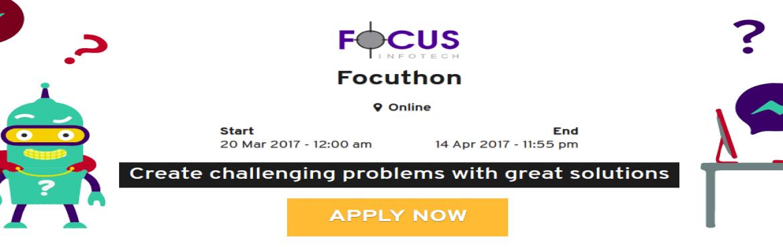 Focuthon