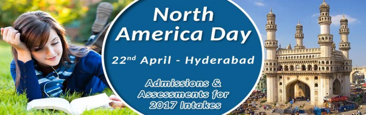 Book Online Tickets for Study In Usa Or Canada North America Day, Hyderabad.   From the global standpoint, USA and Canada have not only become world leaders when it comes to technological advancement but both are held as excellent study abroad destinations among international students.    In order to bring prospects