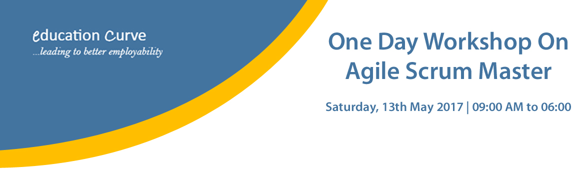 One Day Workshop On Agile Scrum Master @ Ahmedabad