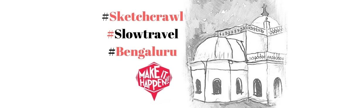Book Online Tickets for Sketch your imprint in Bengaluru city, Bengaluru.    Sketch crawl at the buzzing bylanes of MG Road A sketch crawl at the buzzing bylanes of MG Road, eternalizing the architectural beauty. MG Road, earlier been addressed as South Parade has a history dating even before the pre-independence era,