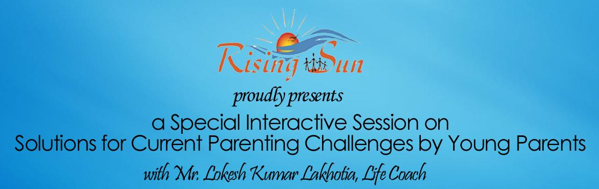 Book Online Tickets for Interactive Session on Solutions for Cur, Kolkata. Rising Sun is a weekend value education imparting organisation for specially Urban Kids.We proudly announce a \