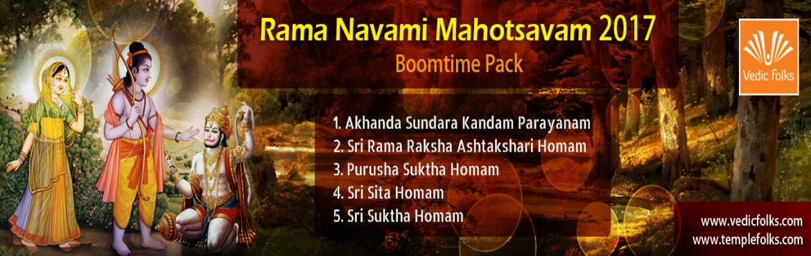 Book Online Tickets for Rama Navami Mahotsavam 2017, Chennai. Let's invoke the powers of Godheads Rama, Sita, Hanuman & Maha Lakshmi Rama Navami Get Immense Wealth, Virtues and Success Stay protected against diseases Rama Navami mahotsavam is going to take off on a very big note. A group of homas has