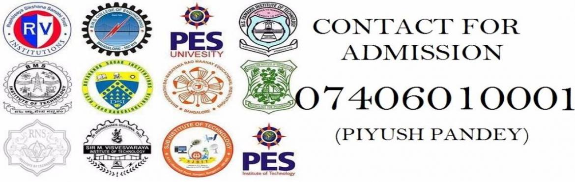 Educational Drive For Direct Admission in PES University