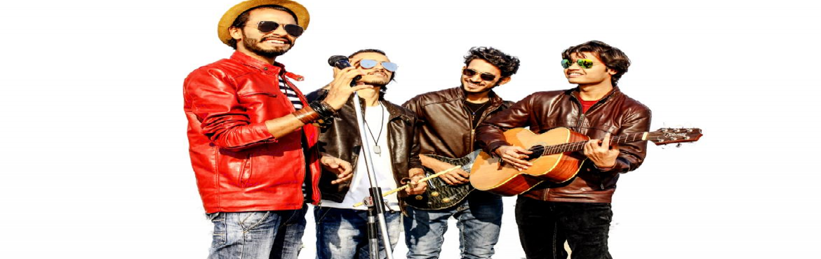 Jazba E Junoon Live Band at The Sky High - Powered by StarClinch
