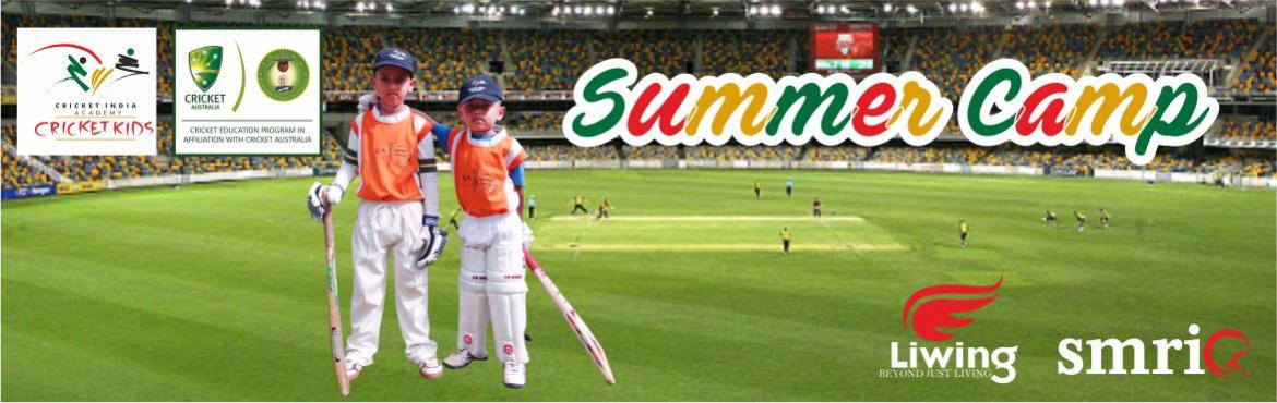 Book Online Tickets for CRICKET SUMMER CAMP, Alappuzha. LIWING SPORTS (the official partner of CRICKET INDIA ACADEMY in Kerala) conducts 45 days CRICKET SUMMER CAMP for boys and girls (Age: 6 to 14 years) at Chinmaya Vidyalaya, Kalarcode, Alappuzha from April 5, 2017 to May 30, 2017. Cricket India A