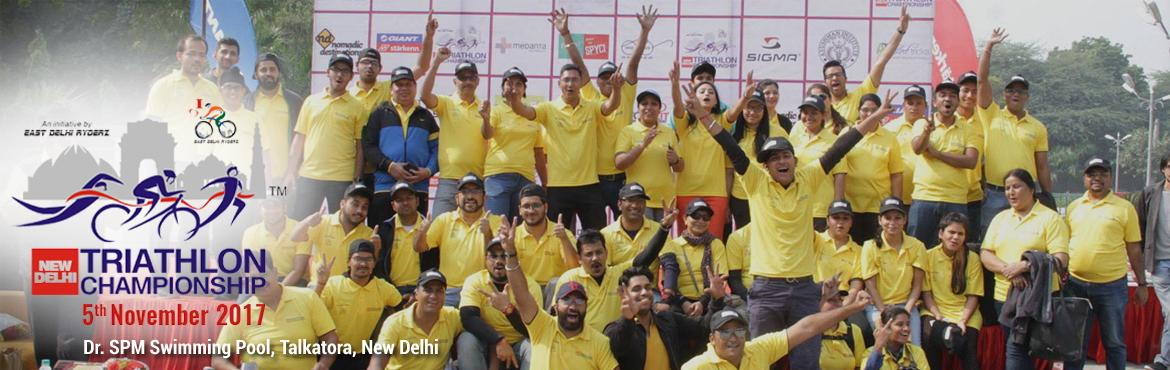 New Delhi Triathlon Championship