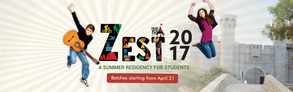Zest Summer camp 2017 at The Hidden Castle by TalentEase. Choose the best summer camp in Hyderabad this summer. Workshops on Leadership skills, Roboti