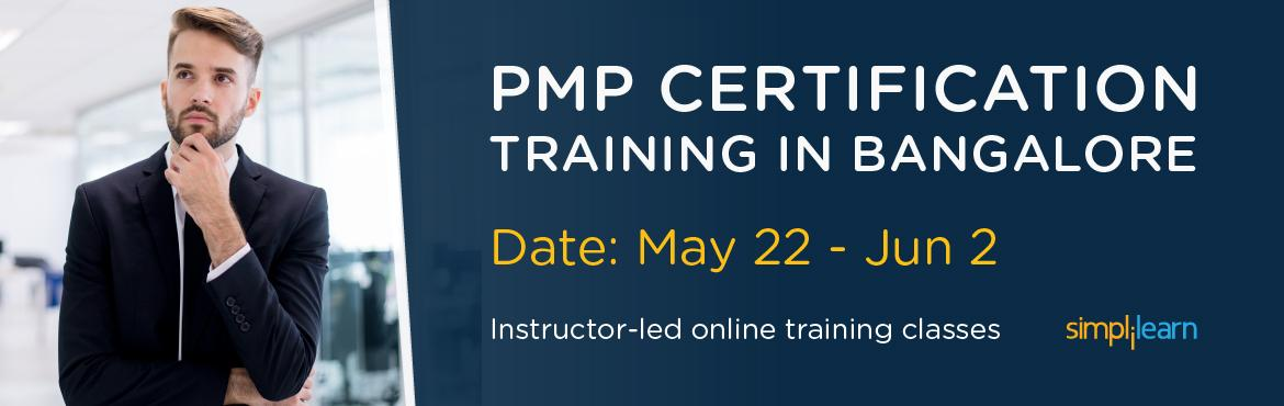 PMP Certification Training in Bangalore | Online Classroom Program ...