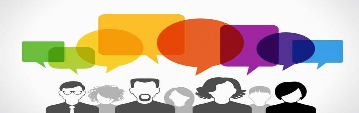 Book Online Tickets for Communication Skills Training in Bangalo, Bengaluru.  Communication skills are the most highly valued skills in today's business environment. Successful professionals who add value to their companies communicate clearly, accurately and effectively.  Poor communication skills, on the o