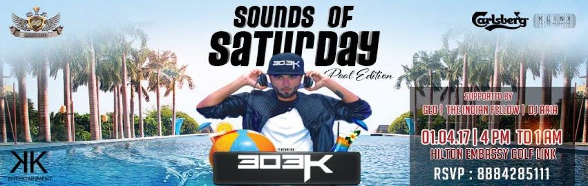 Pool Party - Sounds Of Saturday