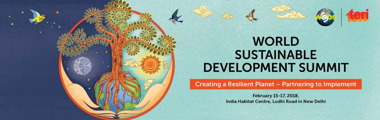 The World Sustainable Development Summit 2018