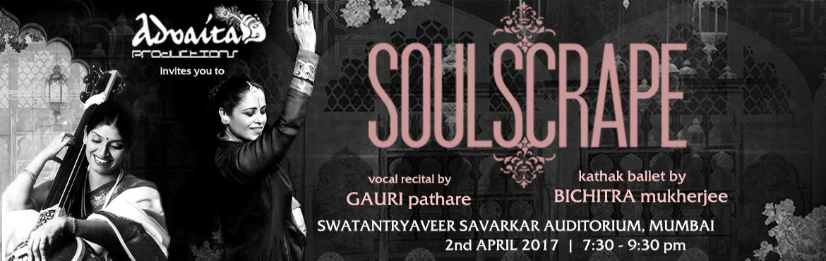 SOULSCRAPE - an evening celebrating Women in Arts