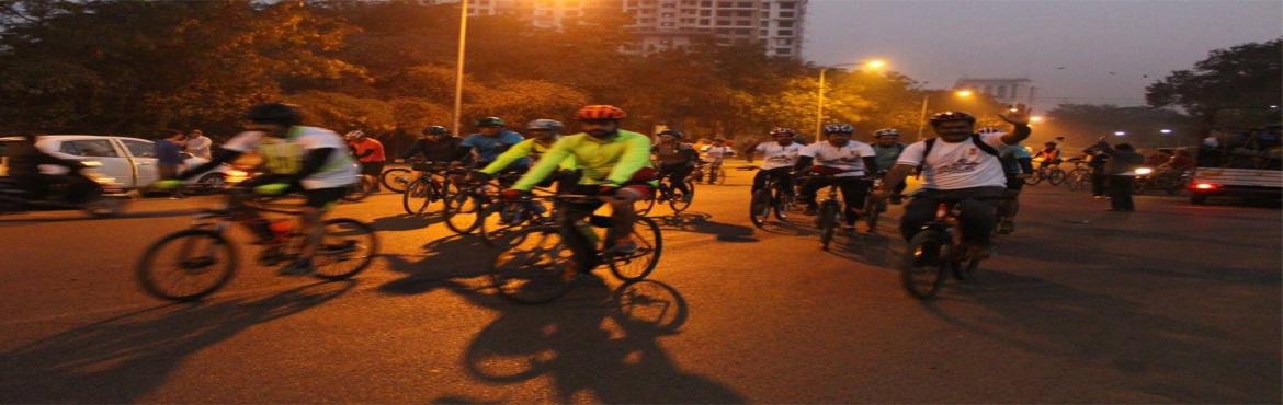 Pune Night Ride No 1