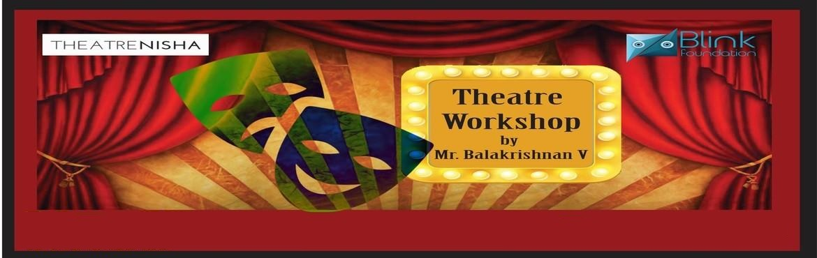 Book Online Tickets for Theatre Workshop, Chennai.  Enter the world of theatre, discovering yourself, learning the nuances of movement, expressions and writing. Tap into those creative buds and let your imaginations soar high as you step into a magical world of plays, characters & dan