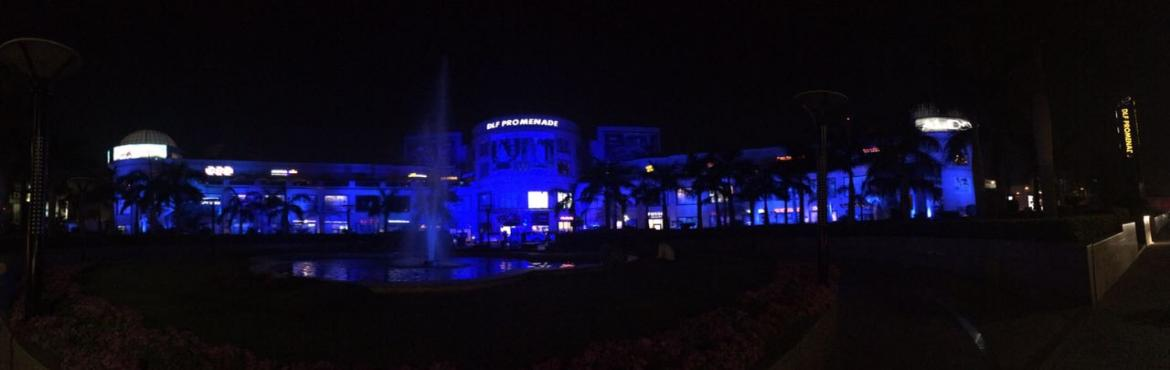 DLF PROMENADE TO TURN BLUE ON AUTISM AWARENESS DAY