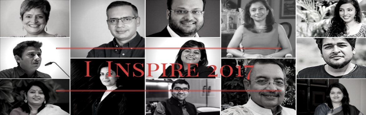 Book Online Tickets for I Inspire, Gurugram. I Inspire 2017, an annual inclusive leadership conference aims to be a confluence of ideas, a convergence of thoughts and celebration of the spirit of diversity and leadership. BD Foundation believes in learning from each other and moving forward by