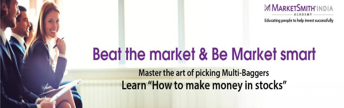 Book Online Tickets for Learn How to Make Money In Stocks, Bengaluru. William O\'Neil India\'s workshop on Strategies for Successful investing will introduce you to top-performing and most highly rated CAN SLIM Investing System, the seven traits of winning stocks, major chart patterns and market timing.   Why