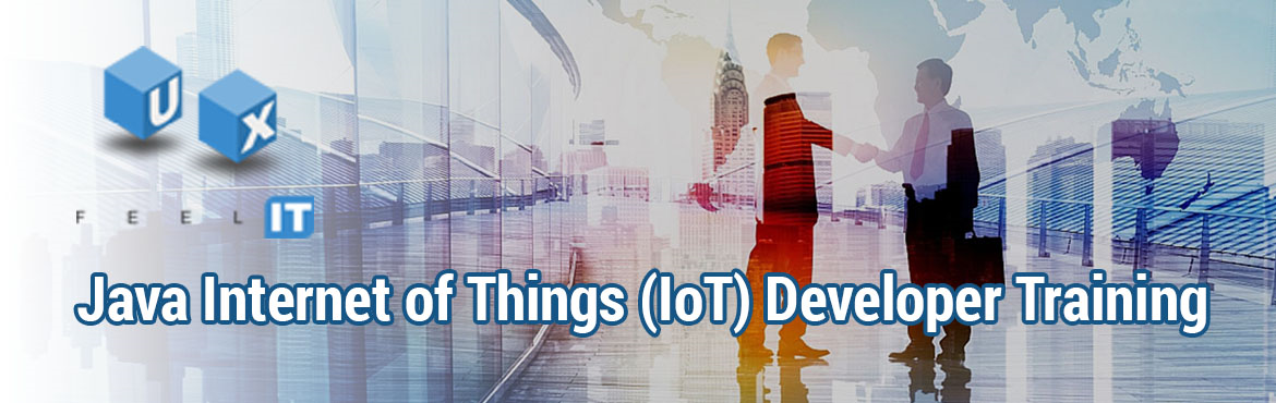 Book Online Tickets for Java Internet of Things (IoT) Developer , Chennai. Highlights :    • Course Participation certificate from ORACLE    • Course content from ORACLE    • Students projects designed by ORACLE    • ORACLE trained instructors&n