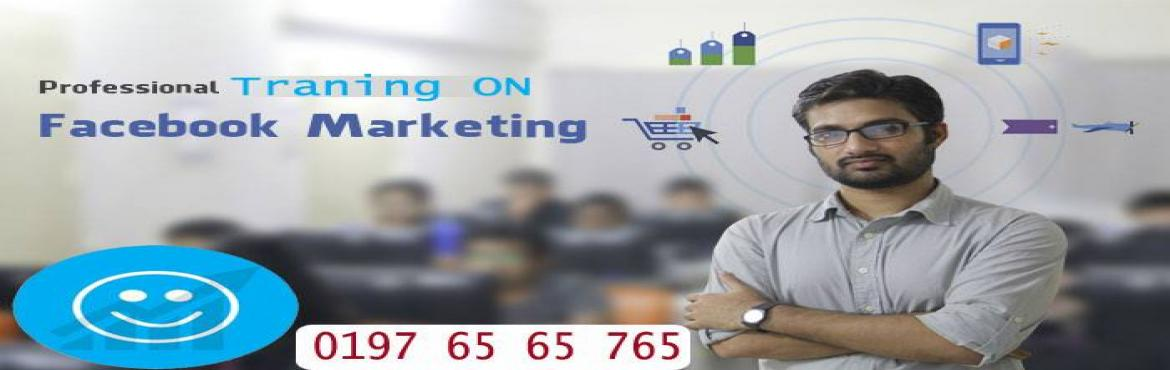 Professional Training on Facebook Marketing (Free and Paid)