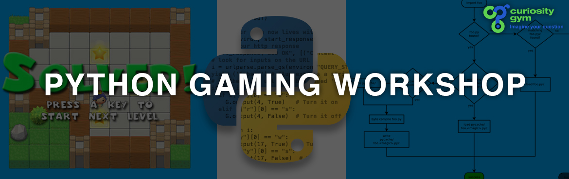 Python Gaming Workshop
