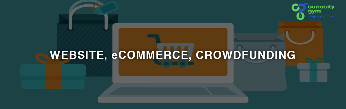 Book Online Tickets for Website, Ecommerce, Crowdfunding, Mumbai. You will be introduced to the world of creating your own websites, e-commerce websites and crowdfunding your campaign in the quickest way possible. Find your path through the muddle of jargon and available options and understand where the future