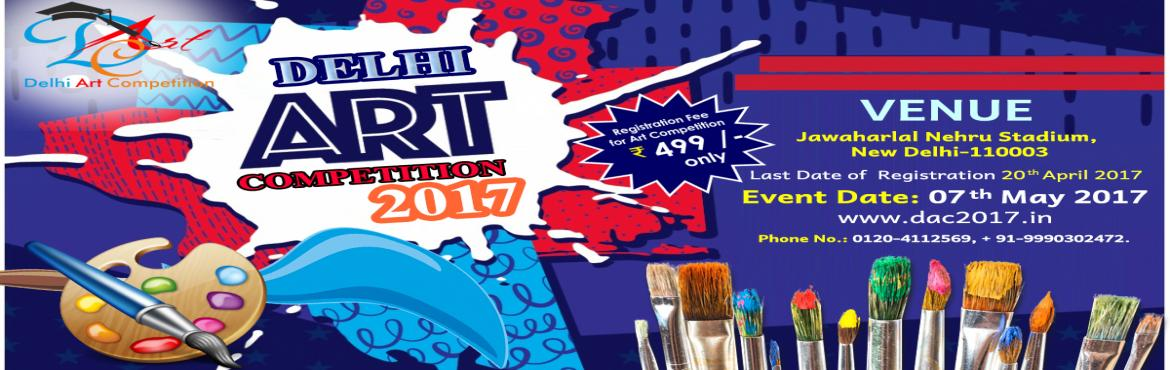 Delhi Art Competition 2017