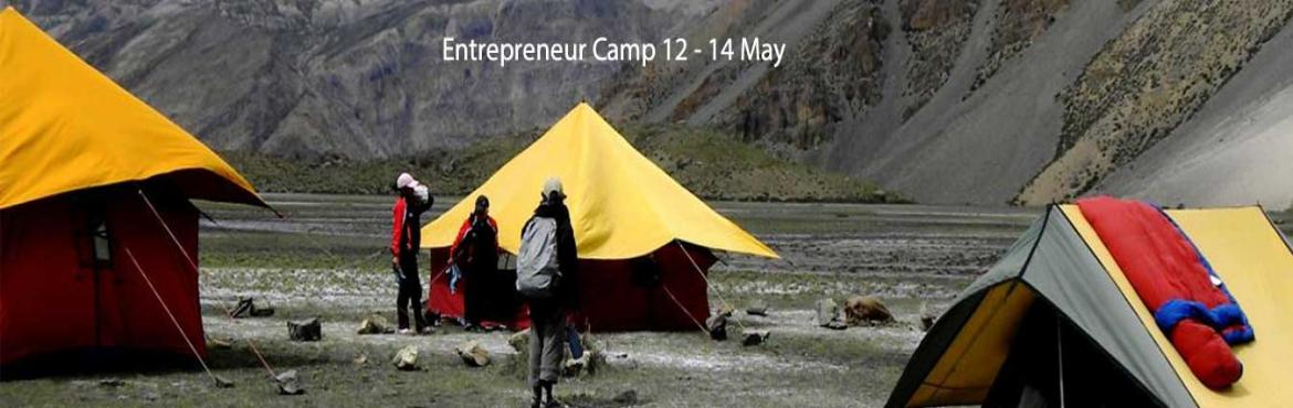 Book Online Tickets for Entrepreneur Camp - Manali, Manali. Entrepreneur Adventure Camp - Manali Day 1: After small introduction over with dinner we start our journey with Delhi. This is great time to introduce yourself and your companies before we start over night journey by bus to ManaliDay 2: After the lon