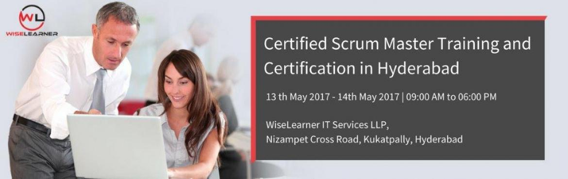 Certified Scrum Master Training and Certification in Hyderabad copy