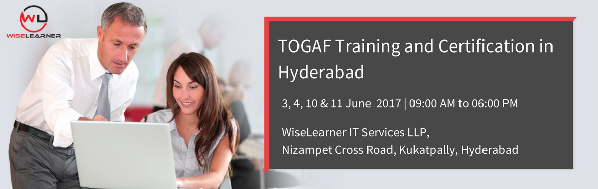 Book Online Tickets for TOGAF Training, Hyderabad.   OVERVIEW TOGAF is a framework for enterprise architecture which provides a comprehensive approach for designing, planning, implementing, and governing an enterprise information architecture. TOGAF has been a registered trademark of the Open Gr