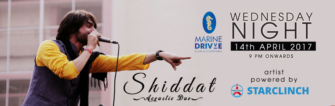 Shiddat Live Band at Marine Drivve - Powered by StarClinch