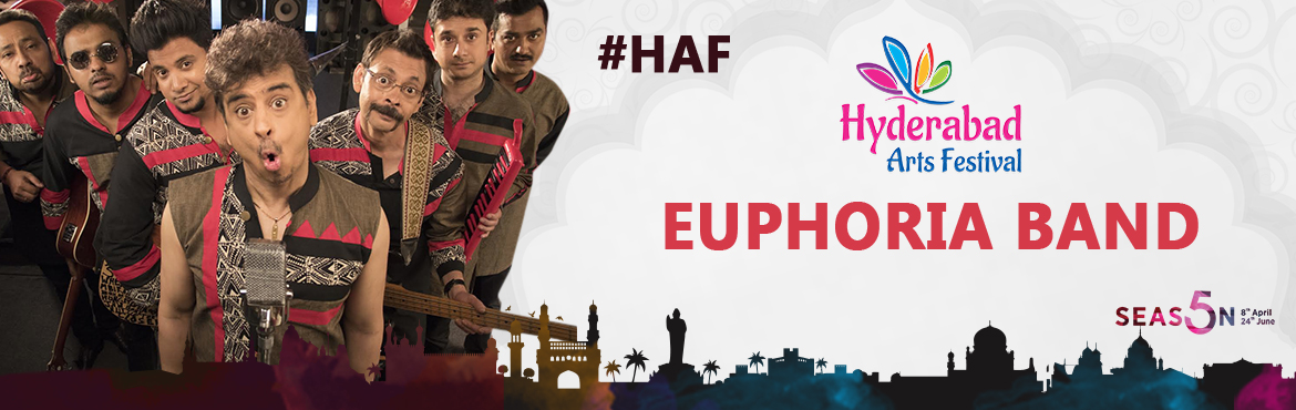 Book Online Tickets for HAF - Euphoria Band, Hyderabad. Euphoria Band - 20th May 2017 Witness the pioneers of Indian Pop music wave - Live and Unplugged Venue: HITEX Exhibition Centre, 7:00PM This band of boys brought in the wave of the rockband concept and stole hearts of millions. Euphoria like its name