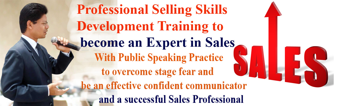 Professional Selling Skills Development Training