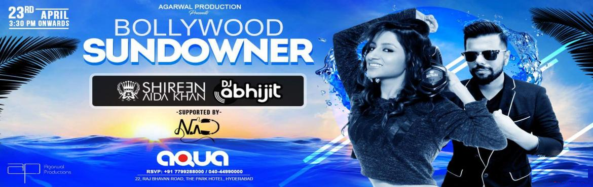 Book Online Tickets for Bollywood Sundowner - Summer Shorts Pool, Hyderabad. AGARWAL PRODUCTIONSIS COMING BACK WITH........Biggest party of the Summer SeasonBOLLYWOOD SUNDOWNER\