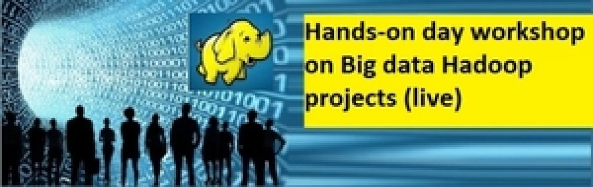 Book Online Tickets for Hands-on day workshop on Big Data Hadoop, Bengaluru. Are you interested to work on live project in Big Data Hadoop? Then, this workshop helps you to work and add to your resume.  Do you want to accelerate your career with hands on Big Data Hadoop projects?  Are you interested to learn or le