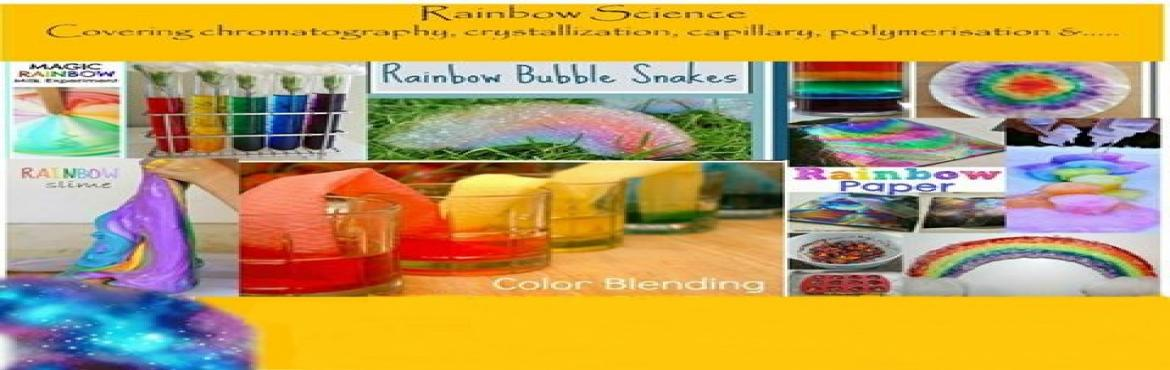 Book Online Tickets for Sparkles Science Sensory Camp Vashi, Mumbai. Join our specially designed summer camp for 3-6 year olds, with lots of sensory activities, slime play and colours. Kids will create their own rainbow fountains, giant toothpaste and learn about liquids and magnets. Perfect for kids who love to mix t