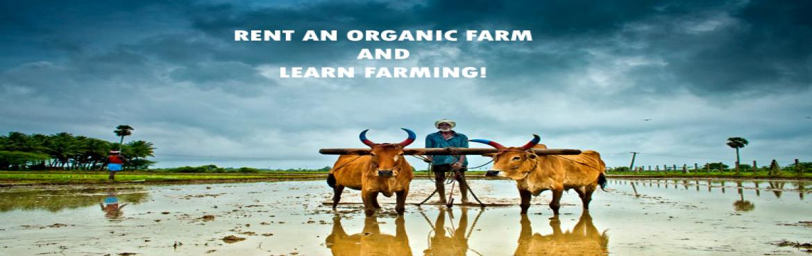 Book Online Tickets for Organic Farming Training for Kids (2 Day, Coimbatore. Summer holidays are here! Let your kid do something truly interesting this time around. Let them grow their own food!  No more will your kid say that food comes from supermarkets - they\'ll know that it comes from the sweat and fi